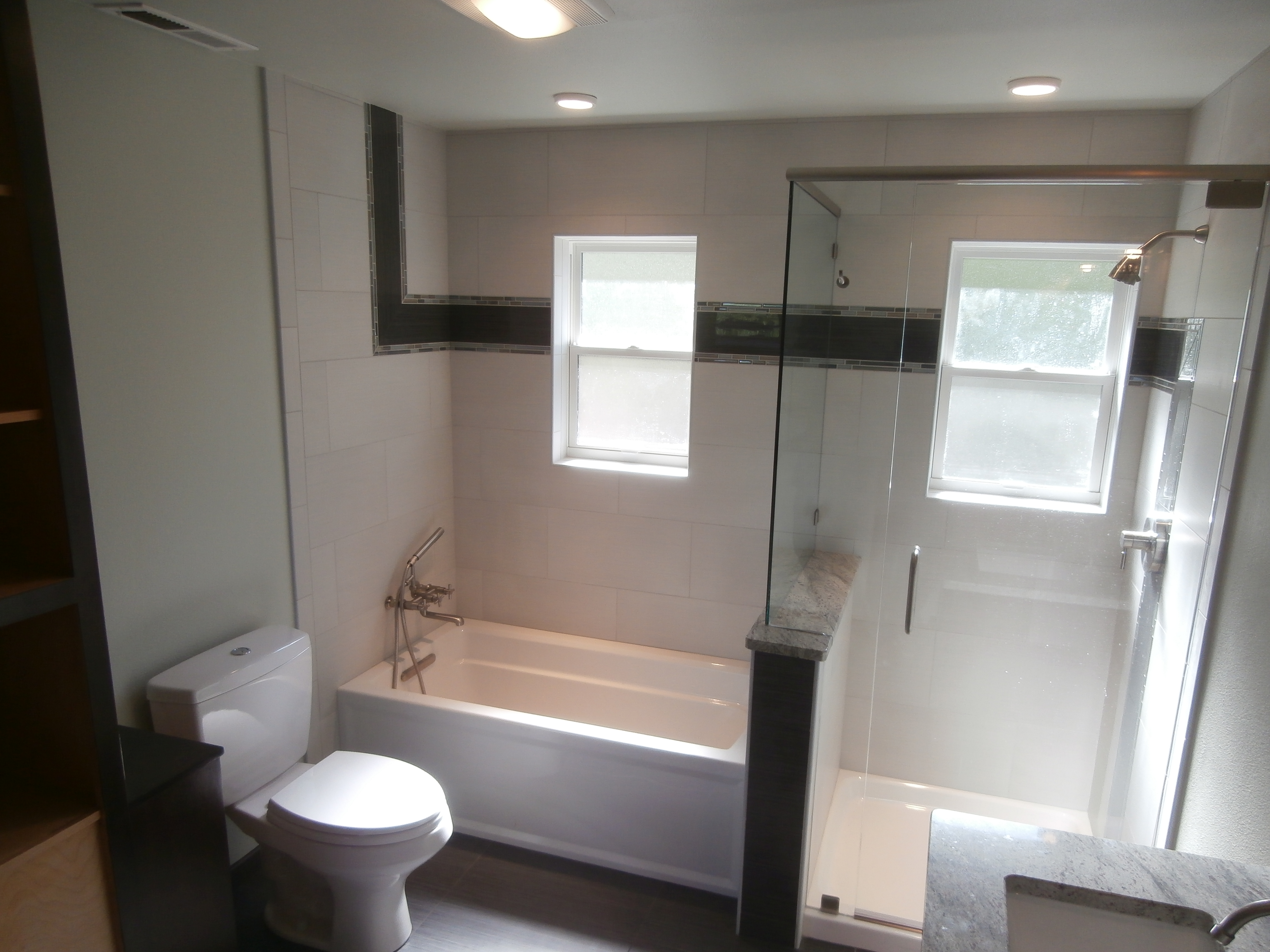 Bathroom Remodels – Various