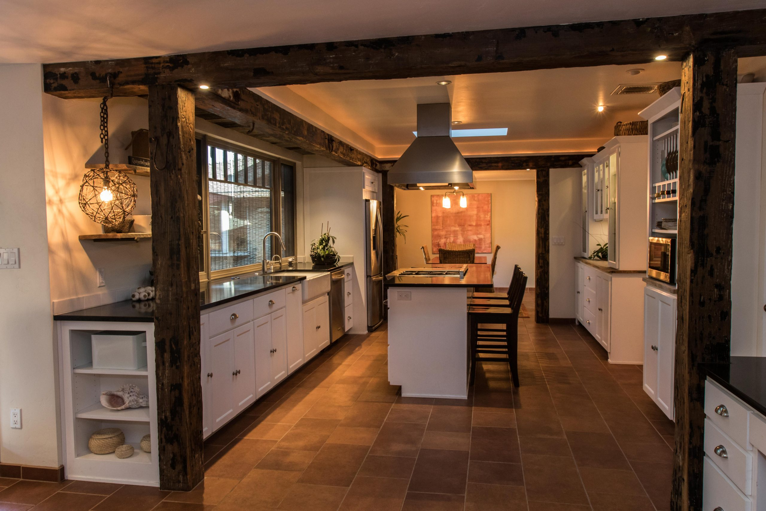 Kitchen – White Oak